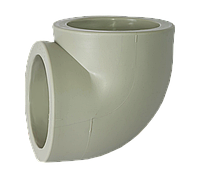 Угол полипропиленовый 25х90* Tebo серый