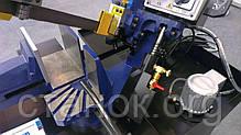 Zenitech BS 225 Ленточнопильный станок по металлу верстат Ленчтоная пила Зенитек бс 225, фото 2