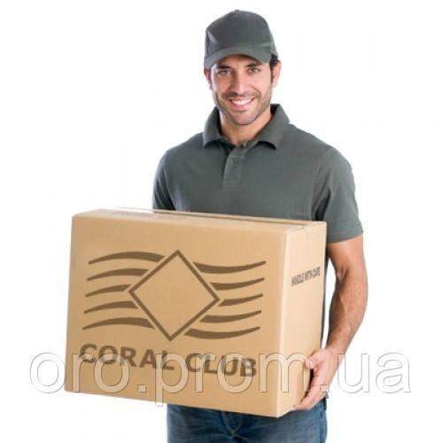Заказ доставка продукции Кораллового Клуба в разные страны мира