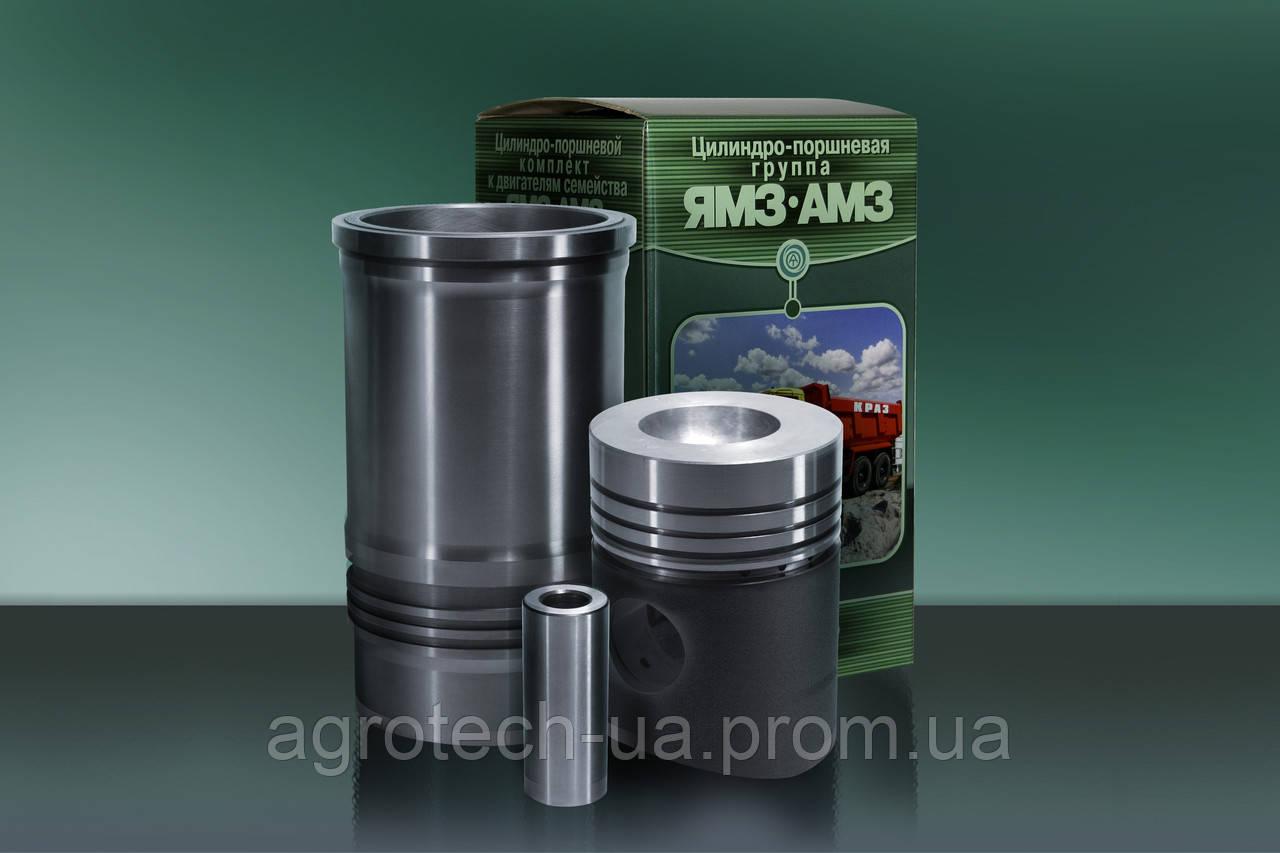 Комплект поршневой к двигателю ЯМЗ - 240 с кольцами ОЗПК