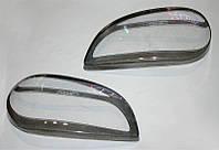 KORRIDA - Защита фар, ударопрочный пластик с элементами шелкографии на Chevrolet Niva (Шевроле Нива), E-63