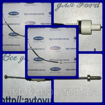 Трос зчеплення 735-480 мм Ford Escort 80-85, фото 2