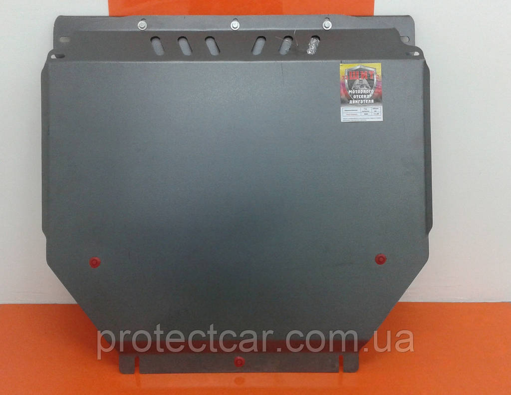 Защита двигателя Ford CONNECT (2002-2013) Форд Коннект