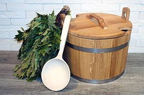 Запарник для веников с крышкой 30 литров