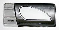KORRIDA - Защита фар, ударопрочный пластик с элементами шелкографии на ВАЗ 2104-2105-2107, Black (Капля), E-80