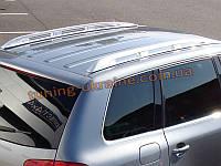 Рейлинги оригинал на VolksWagen Touareg 2003-10