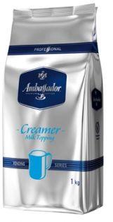Сухое молоко (сливки) Амбассадор Ambassador Creamer для вендинга, 1 кг
