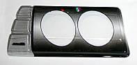 KORRIDA - Защита фар, ударопрочный пластик с элементами шелкографии на ВАЗ 2108-21099, Black (2 овала), E-95