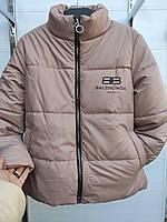 """Куртка женская молодежная, стильная, размеры M-XL (4цв) """"QU STYLE"""" недорого от прямого поставщика"""