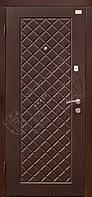 Двери квартирные входные на гнутом профиле ТМ Абвер модель Gabriella