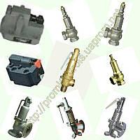 Предохранительные клапаны типа КХД16/320