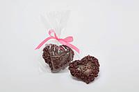 Шоколадное сердце для любимой мамы