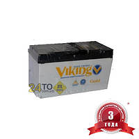 Аккумулятор Viking GOLD (140 Ач) (М7) 6СТ-140-А3
