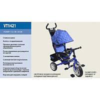 Детский велосипед 3-х колесный VT1421 (колеса на подшибниках)