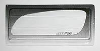 KORRIDA - Защита фар, ударопрочный пластик с элементами шелкографии на ВАЗ 2106, Black (вытянутый овал), E-125