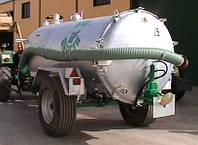 Машина для внесения жидких удобрений ECO-6 (6000л ) Испания