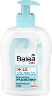 Мыло жидкое Balea Med pH-Hautneutral seifenfreie Waschlotion