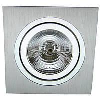 Светильник точечный HDL-DT 104/1 Aluminium