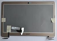 "Матрица 13.3"" B133XTF01.3 (1366*768, 34pin, SLIM, глянцевая, разъем справа внизу) для ноутбука (silver)"