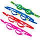 Очки для плавания детские MadWave JUNIOR AUTO MULTI M041602 (Красный), фото 6