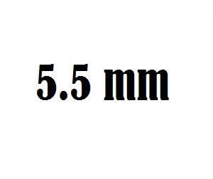 5.5 мм