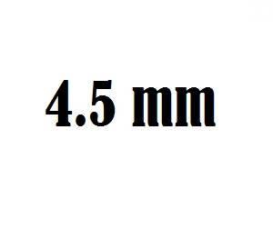 4.5 мм