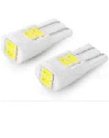 Светодиодная лампочка t10  12v 6smd 5630 ceramic