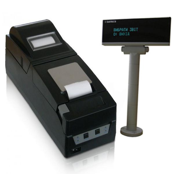 Фискальный регистратор Datecs с модемом