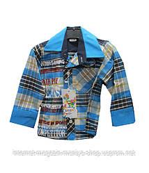 Мужская рубашка подросток