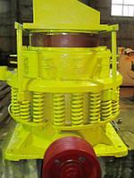 Конусная дробилка среднего дробления КСД 600