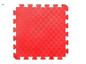 Lanor Детский мягкий пол-пазл 500*500*12мм EVA красный