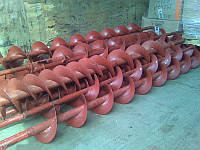 Шнек чистого зерна ОВИ 04.080 ОВС-25
