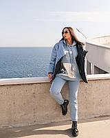 """Куртка женская плащевка + био-пух (48-54) """"INELLA"""" недорого от прямого поставщика"""