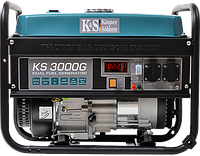 K&S 3000G (бензин/газ)