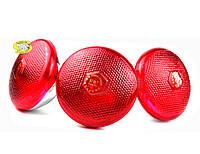 Лампа инфракрасная зеркальная 175Вт PAR red, фото 1