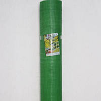 "Сетка пластиковая (""птичка"") 12мм х 14мм 1,5м х100м зеленая"