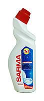 Чистящее средство для сантехники Sarma Антиржавчина - 750 мл.