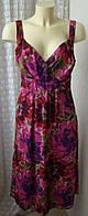 Платье женское сарафан легкий летний бренд Wallis р.48 5255