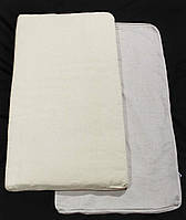Льняной матрас футон 5 см., ткань хлопок, Линтекс