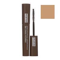 Фиксирующий гель для бровей - Pupa Eyebrow Fixing Gel (тестер) (Оригинал) №02 Светло-коричневый