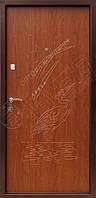 Двери входные с мдф накладками ТМ Абвер модель 010