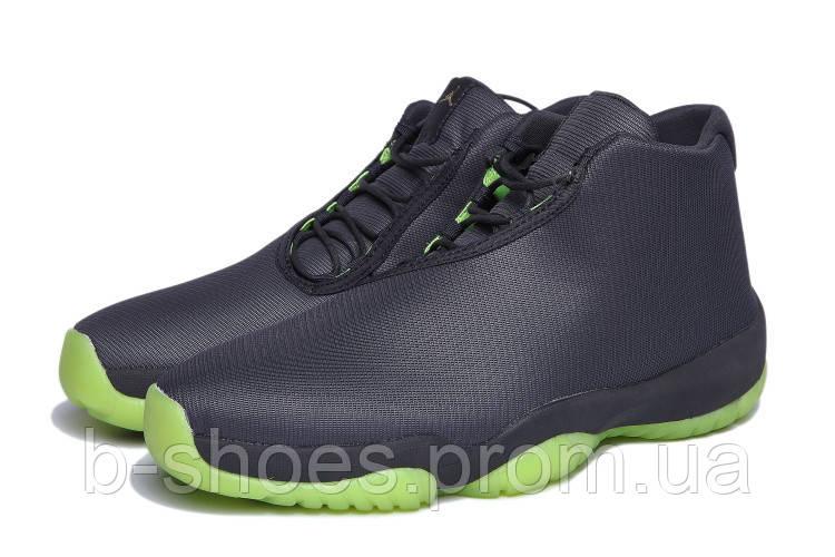 Мужские кроссовки Air Jordan Future (Black Green), цена 1 810 грн ... 2b140a81f6b