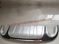 Накладки на бампер передняя и задняя Volvo XC60 2008-13