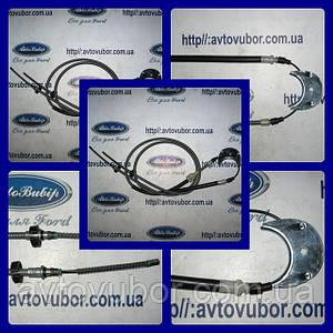 Трос ручного тормоза 2722-1109 мм Ford Fiesta 83-89