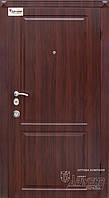 Железные заводские двери с МДФ накладками ТМ Абвер модель Mоnami