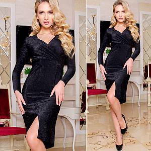 Вечернее платье MF112 Черное S