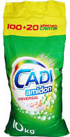 Стиральный порошок Cadi Amidon,10 кг,универсальный