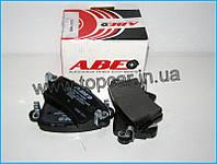Тормозные колодки задние Renault Master II 98-  ABE Польша C2X011ABE