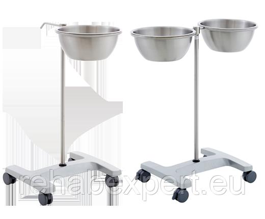Штатив с ванной, одинарный Uzumcu 40555