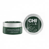 Восстанавливающая маска с маслами чайного дерева - CHI Tea Tree Oil Revitalizing Masque 237 мл